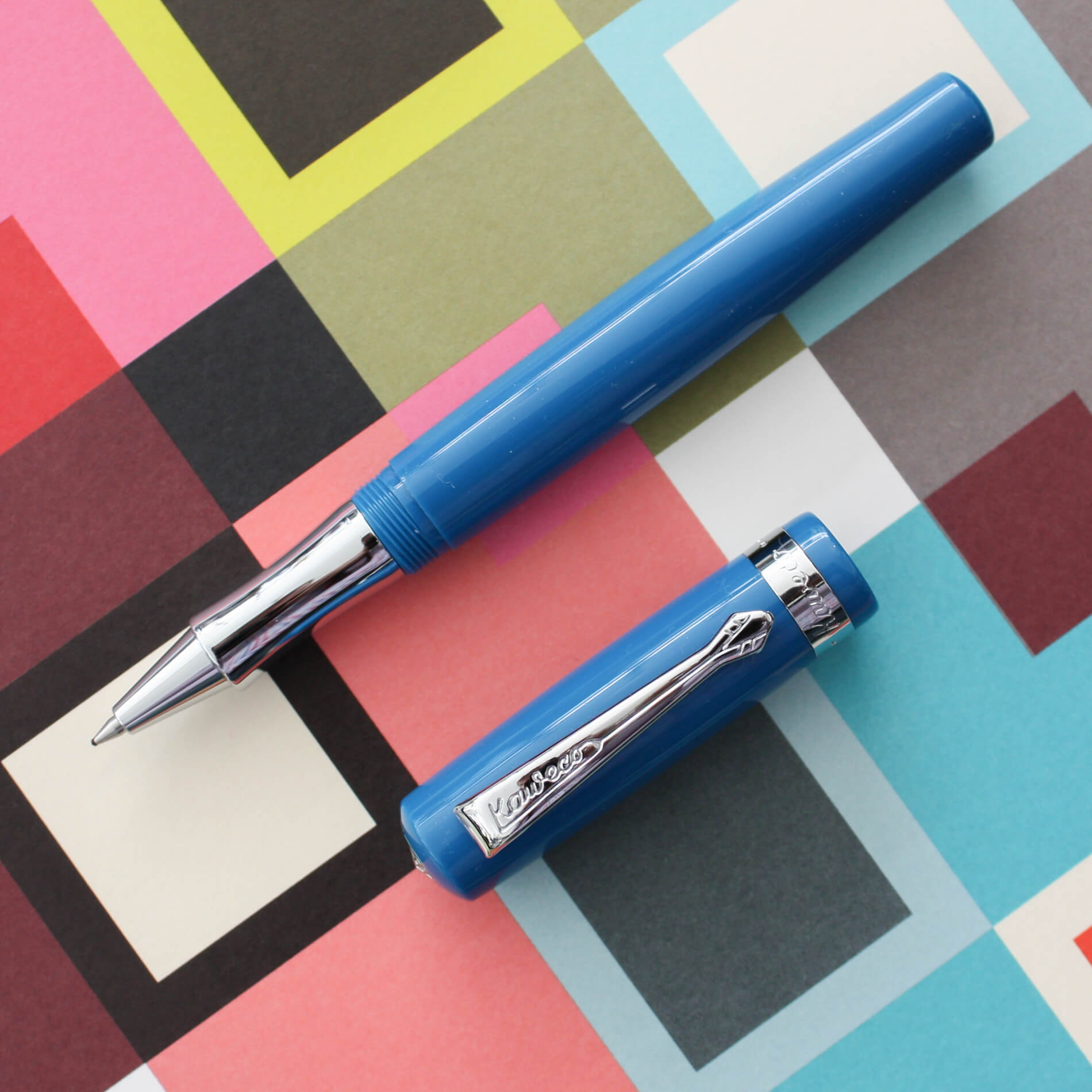 kaweco student roller blue 1