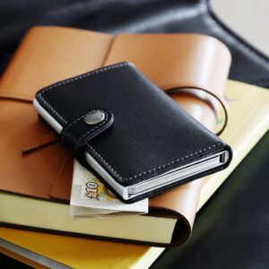 secrid miniwallet original black 5