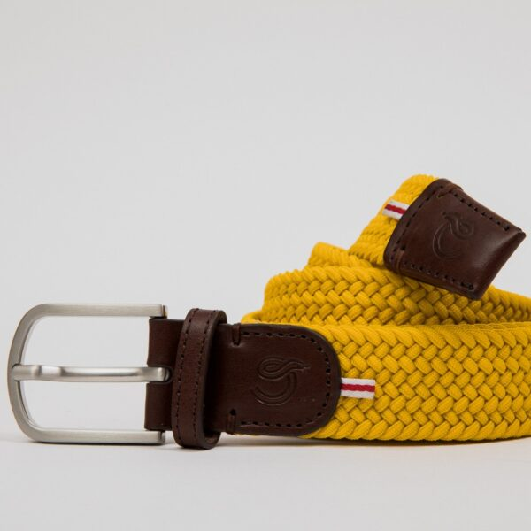 La Boucle Los Angeles Yellow Ζώνη