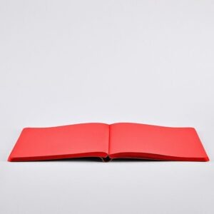nuuna notebook not white red 3