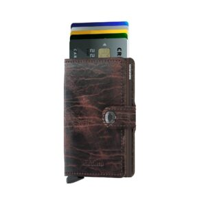 secrid miniwallet dutch martin cacao brown 2