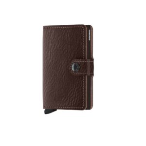 secrid miniwallet vegetable tanned espresso 1