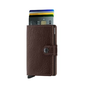 secrid miniwallet vegetable tanned espresso 2