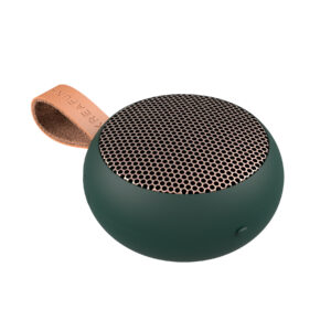 kreafunk speakers aGo shady green 2