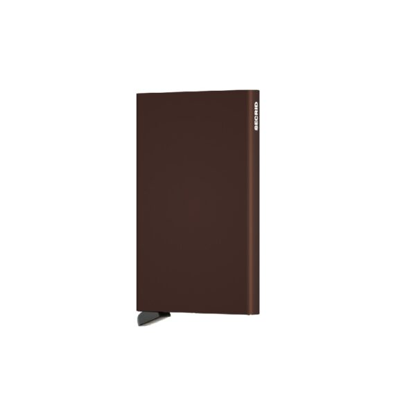 Secrid Cardprotector Brown