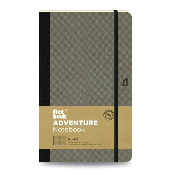 Flexbook Adventure Notebook Ruled Medium Elephant