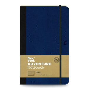 Flexbook-adventure-notebook-ruled-medium-royal_blue 1