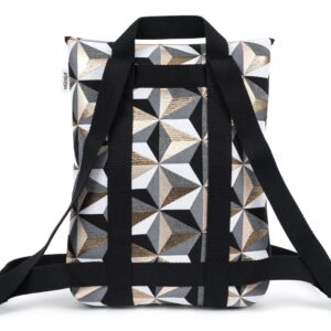 Pijama minimal Backpack Lurex Prisma 2