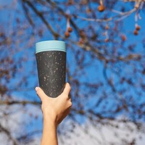 rCUP Black & teal 12oz 4