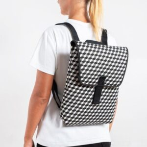 pijama mini backpack optical check 2