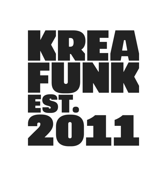 kreafunk_logo_square_black_transparent.600X568pxpng
