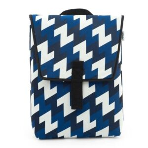 Bag Pijama Mini Backpack Heroes ZZ Blue