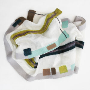 sheepcount scarf tribute green 2