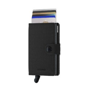 secrid miniwallet yard black