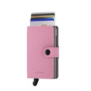 secrid miniwallet yard rose