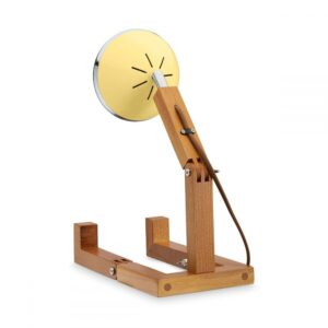 piffany table lamp Mr Wattson Light Yellow 2