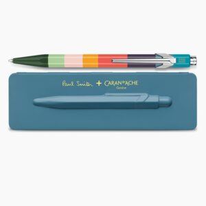 Caran d'Ache Στυλό Paul Smith Petrol Blue