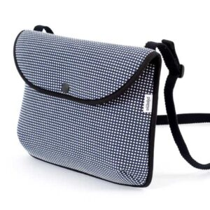 pijama shoulder bag micro check 1
