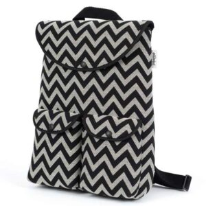 pijama pocket backpack zigzag 2
