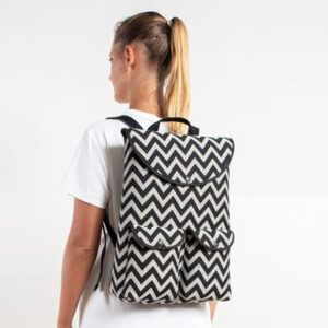 pijama pocket backpack zigzag 3