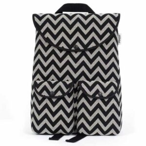 pijama pocket backpack zigzag 4