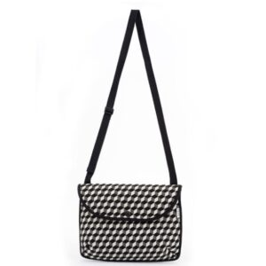 pijama shoulder bag optical check 2