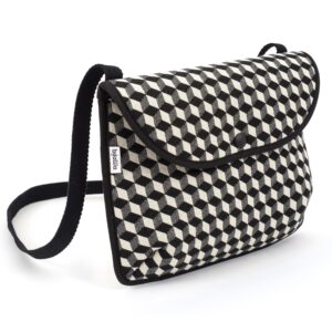 pijama shoulder bag optical check 3