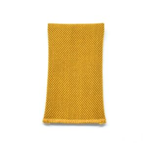 YUMI Pocket Square Yellow 2