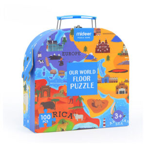 Mideer Puzzle Our World