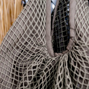 Colores Τσάντα Θαλάσσης Fishnet Dusty Olive 3